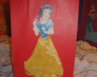 10 Disney Princess Snow White Party Favor Bags