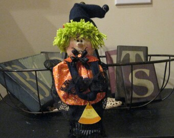Halloween Decoration - Witch Decoration - Holiday Decoration