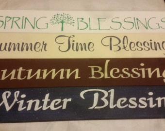 Season Blessings