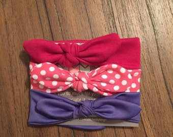 bow Headband - headband- bow headband for infants, toddlers, and adults