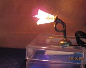 miniature electric tulip lamp
