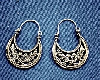 Medieval earrings Viking SCA earrings- Elven earrings- Medieval Viking SCA earrings - Pagan earrings - game of thrones