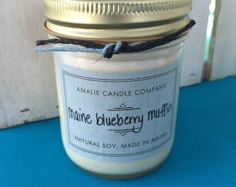 Maine Blueberry Muffin