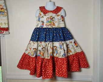Cowgirl twirl dress in size 5