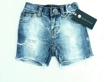 Baby Distressed Jeans, Boys Distressed  Jeans, Toddler Jeans, Boys Ripped Shorts, Kids Shorts, Girls Shorts, Kids Shorts,  Denim Shorts