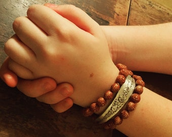 Spoon bracelet.