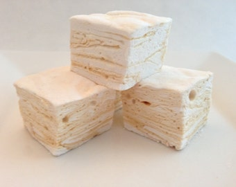 Salted Caramel Swirl Marshmallows - Gift for Him, Gifts for Her, S'Mores