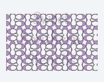 C Pattern Stencil