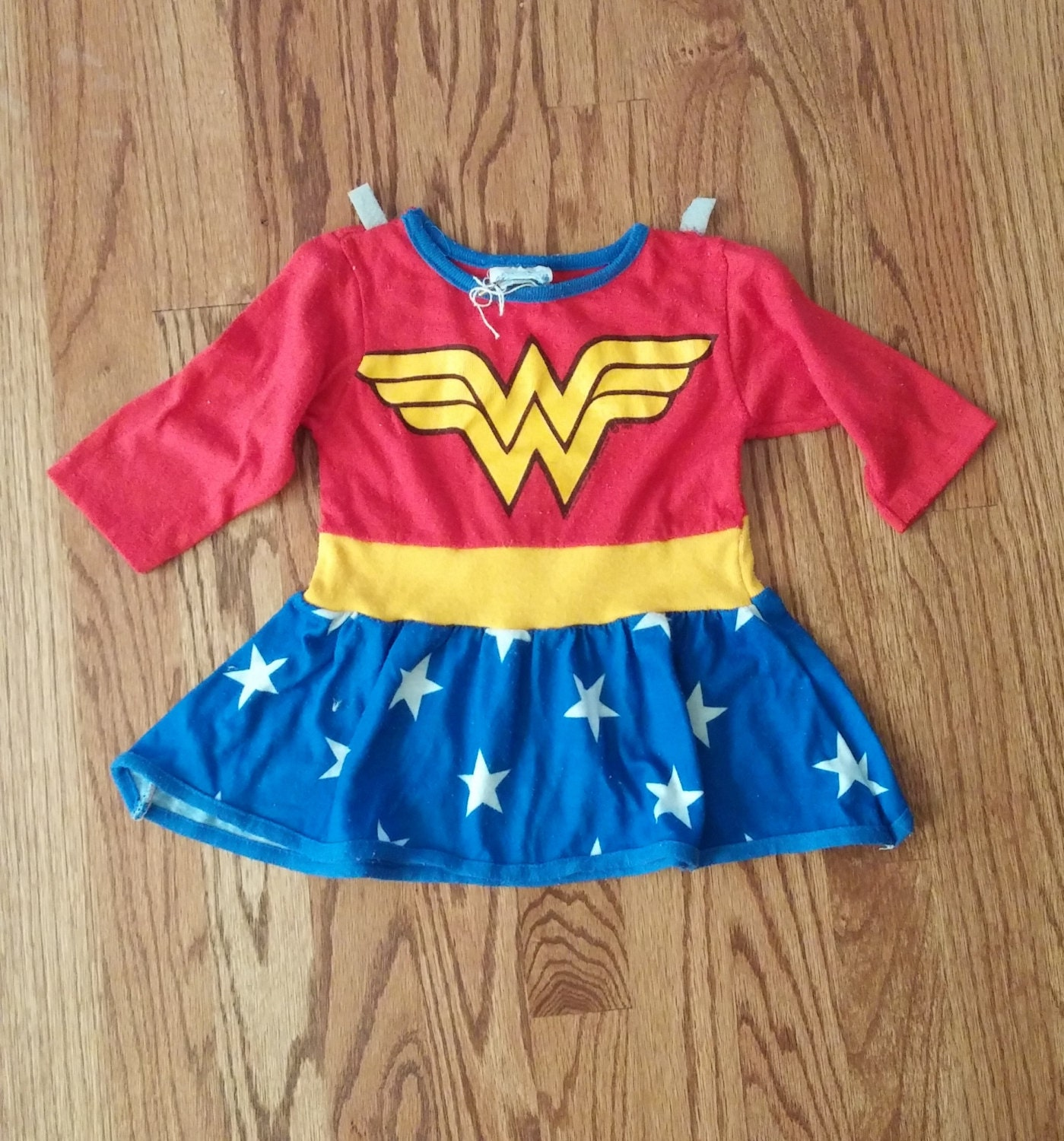 Wonder Woman Costume By SharptoothVintage On Etsy