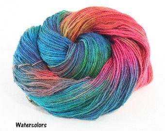 Lace Weight Silk Yarn