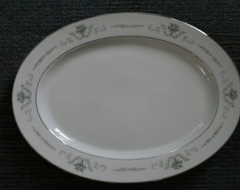 Rose China of Japan, Gainsborough, 16 inch oval platter