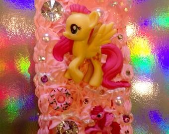 Pony Inspired Handmade Decoden iPhone 5/5s Case