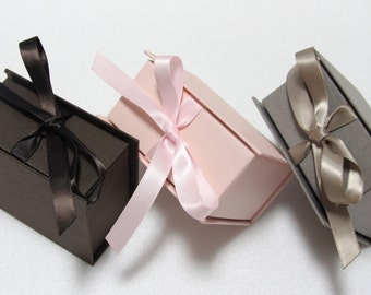 Jewelry gift box,The Gift box ,Small size gift box,Bridal party gift box,Bridesmaid boxes,Paper & Party Supplies,Ring pillow
