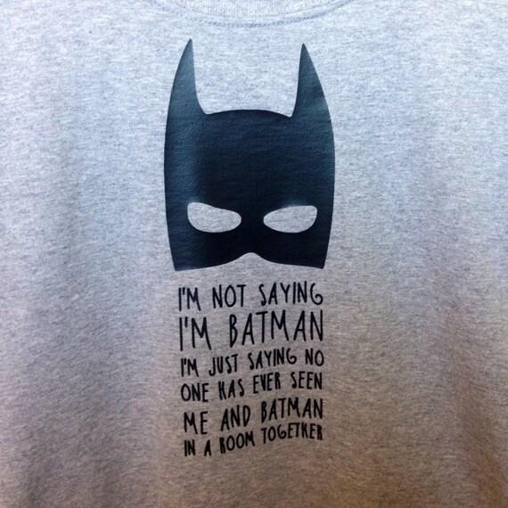 Bearded Batman Shirt Batman Shirt Kid's Batman