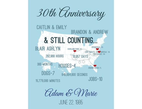 65th Wedding Anniversary Gift For Parents : 65th Wedding Anniversary Gift for Parents, 65th Anniversary Gift for ...