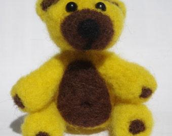 Yellow teddy-bear