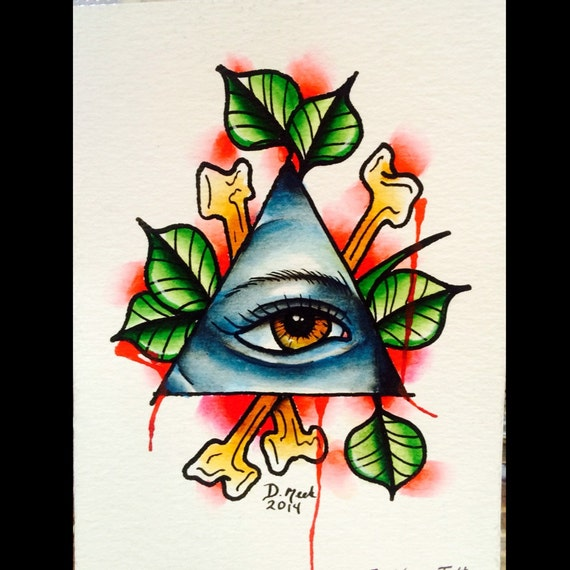 Troisieme Oeil Troisième Oeil Tatouage