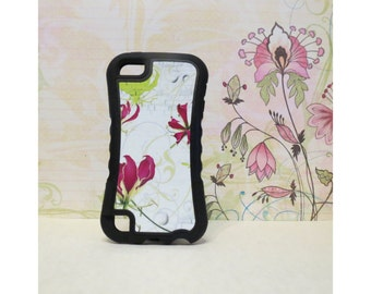Gloriosa - Rubber iPod Touch 5 (5th gen) Case