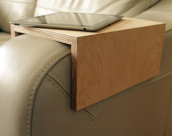 Couch Arm Table, Sofa Table, Sofa Shelf, Couch Shelf, Couch Table,