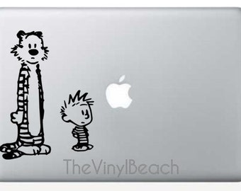 Calvin and Hobbes Decal
