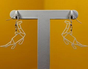 Origami Lochness Earrings