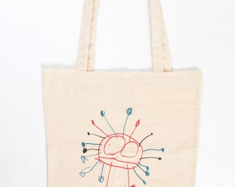 Bag cotton or tote bag pattern mr potato head