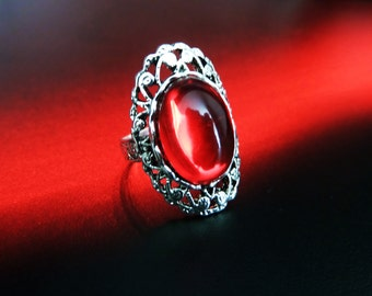 Lust 7 Deadly Sins Inspired Ring