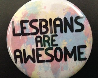Lesbians are Awesome
