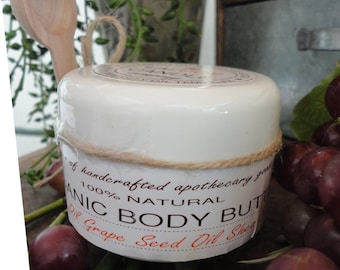 Organic body butter 100% natural