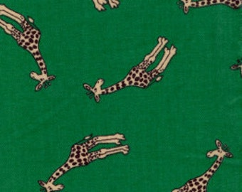 Giraffe Fabric/Fabric Sale/ 50% OFF