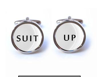 Suit Up Cufflinks