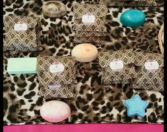 FREE SHIPPING Handmade Soap by Southern Sass Beauty