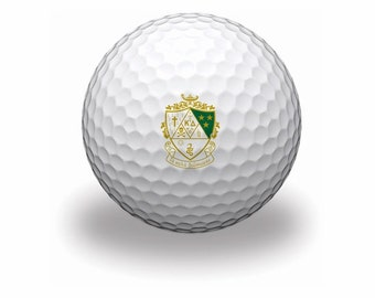 Kappa Delta Logo Golf Balls