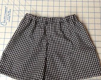 Boy or Girl Shorts
