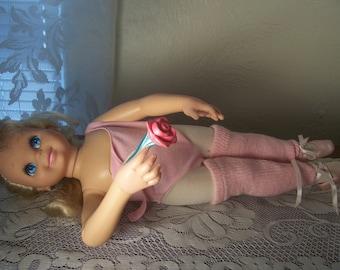 Vintage Talking Tyco Doll