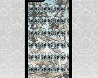 Alien emojis Phone Case | iPhone 4s Case | iPhone 5c cases | iPhone 6 cover | iPhone 6 + | Galaxy S5 | Galaxy s4 | Galaxy s3