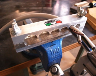 JumboMaxi machine manual wire stripper for copper recovery, Piombotech
