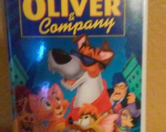 Walt Disney Oliver And Company
