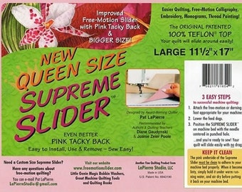Queen Size Supreme Slider