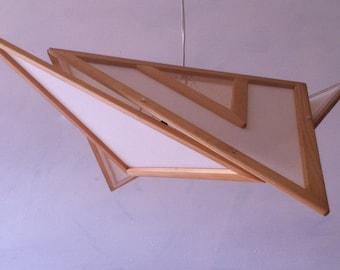 Elegant patented light sculpture