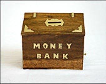 Children money bank