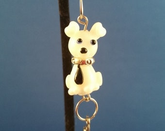 Dog Cell Phone Charm