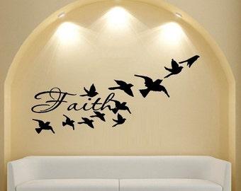Faith with Birds