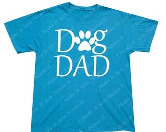 Dog Dad - Men's T-shirt