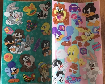 Black Friday Sale* Baby Looney Tunes Stickers B2G1