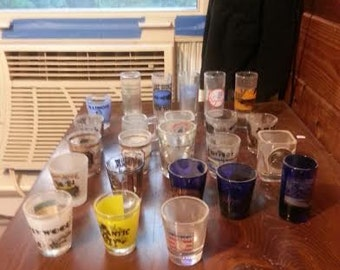 Shot Glass Collection (23)
