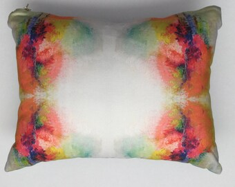 small reflections pattern 1 cushion cover