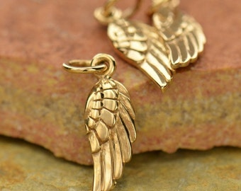 Tiny Natural Bronze Wing - Right Wing