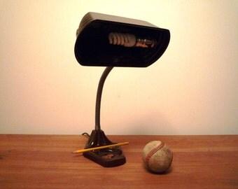 Vintage/antique American desk lamp 1930s