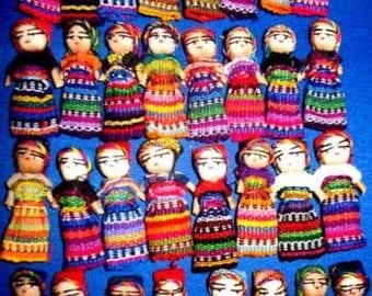 No Worry Dools - Dolls from Guatemala